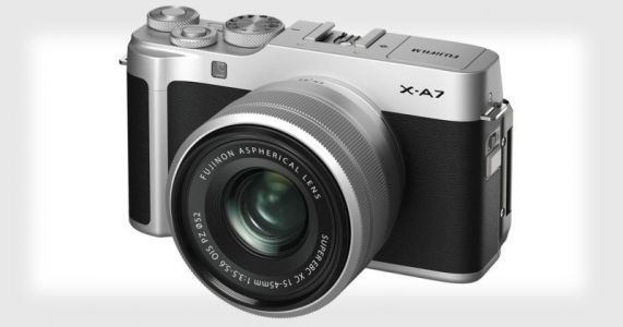 Fujifilm Unveils the X-A7, Its New $700 Entry-Level X Series Mirrorless