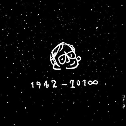 Betopetiches:RIP Stephen Hawking