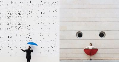 This Duo Travels the World for Creative Architectural Portraits