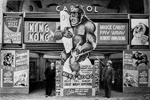 1930s: Monsters in the Movies