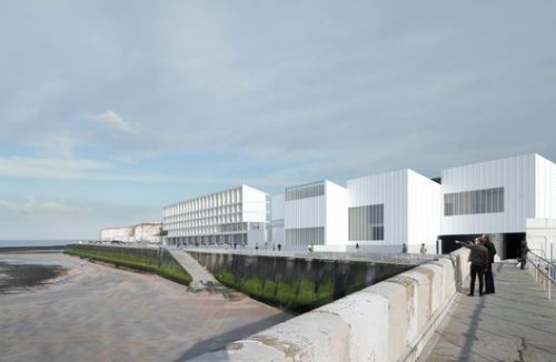 David Chipperfield Architects Create New Hostel Design to Help Spur Margate's Revival