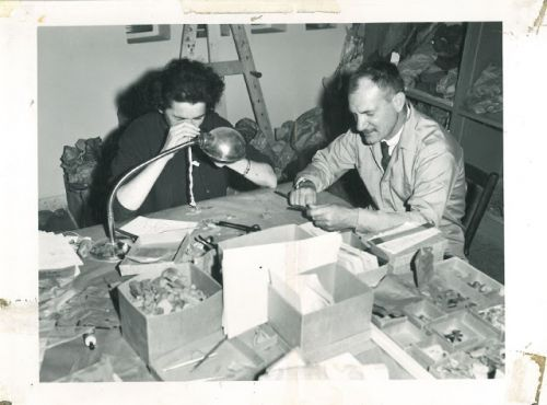 Connecting Archives and Artifacts: Year Two of the Ralph S. and Rose L. Solecki Papers and Artifacts Project