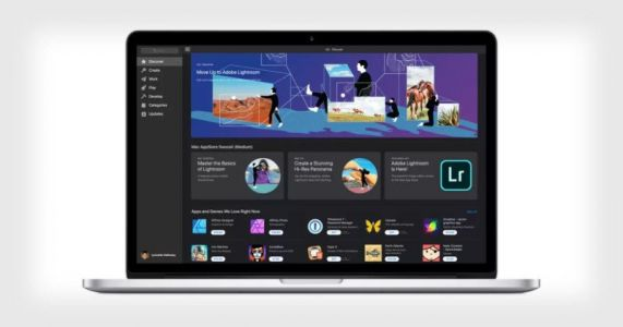 Adobe Lightroom Lands in Apple's Mac App Store