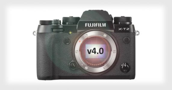 Fujifilm X-T2 Firmware v4.0: Internal F-log, HD 120fps, Focus Bracketing