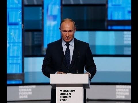 Moscow Urban Forum: Rem Koolhaas, Vladimir Putin and the Future of Moscow