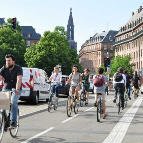The 20 Most Bike-Friendly Cities in the World, According to Copenhagenize 2019