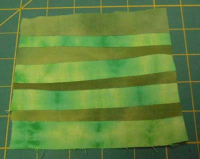 Quiltmaking 101 - batting cleanup