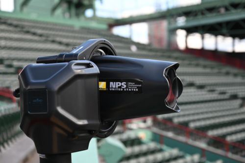 Robotic Nikon D5 DSLRs Installed at Boston Red Sox's Fenway Park
