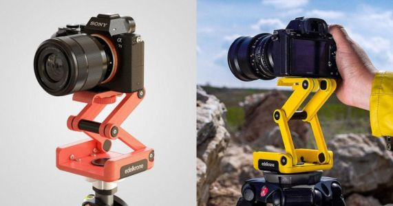 Edelkrone Unveils a 3D-Printed Version of Its Best-Selling Tripod Head