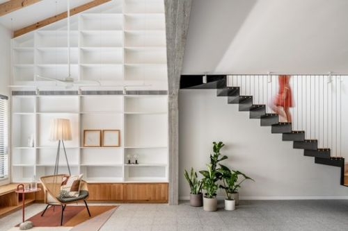 Family House Extension in Tel Aviv / RUST architects