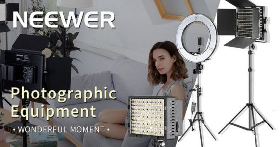 Deal Alert: Get 30% Off These Neewer Photo Products