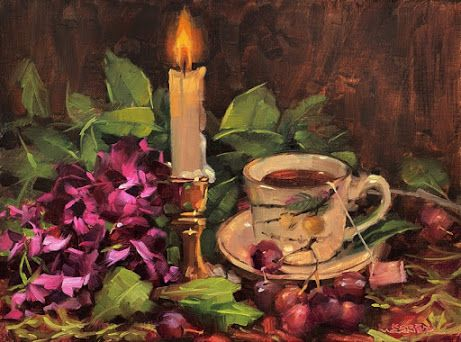 Tea By Candlelight