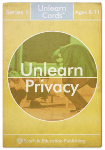 """Unlearn.Privacy"" Cards"