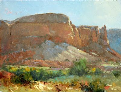 Ghost Ranch Revisted-and an Upcoming Retreat