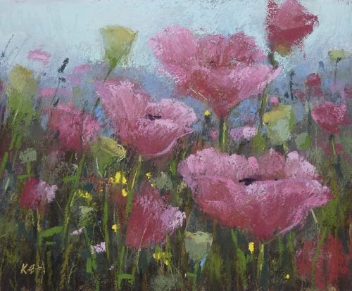Pop Up Poppy Painting Sale!