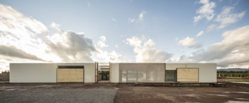 UP48 House. The shelter / Ubiko
