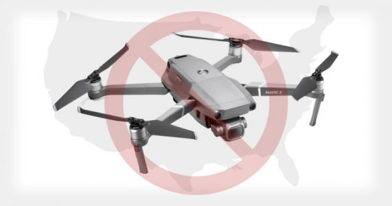 DJI Drones Could Be Kicked Out of US Market After Losing Patent Suit