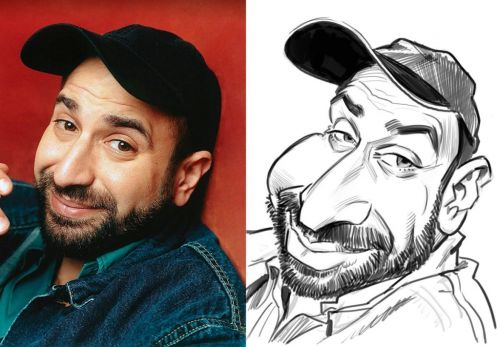 Workshop Warmups: Dave Attell!