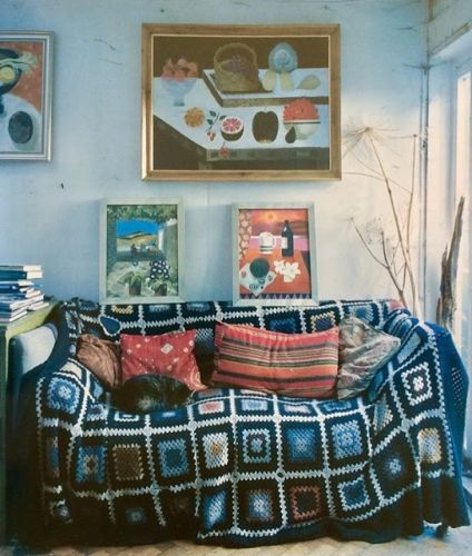 Images of Mary Fedden's Home
