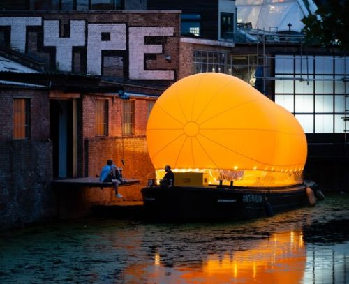 Architecture at Sea: Floating Pavilions and the Beauty of Temporary Art