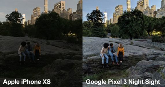 Google's Night Sight is Blowing Minds: Shoot Photos in Near Darkness