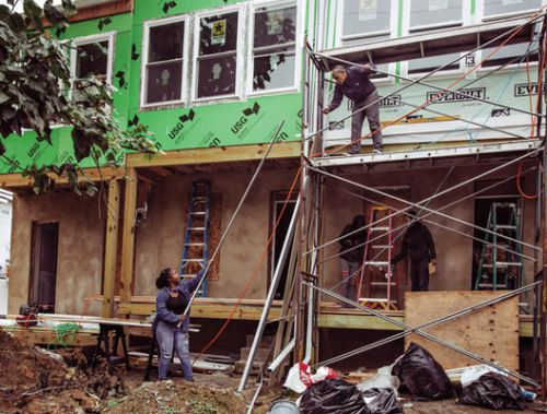 How Recycling Existing Buildings Could Solve the Urban Housing Crisis in the United States