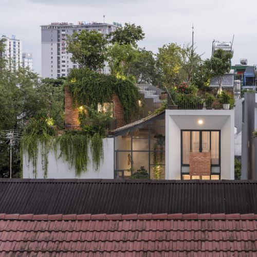 Park Roof House / MDA Architecture