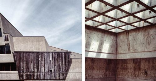 Photographic Gallery Captures the Rough Brutalism of Toronto's Andrews Building