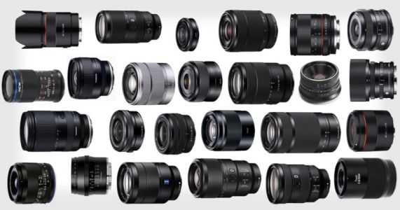 Bite-Sized Reviews of 27 Popular E-Mount Lenses for Sony Cameras