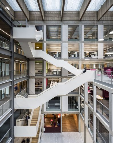 Bayes Centre / Bennetts Associates