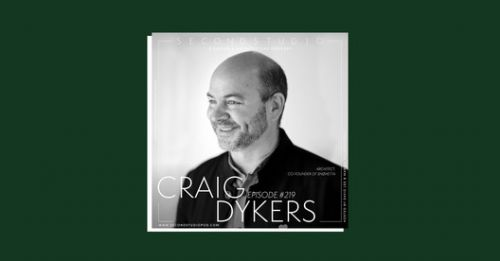 """Craig Dykers: """"Many People Don't Want Messiness. They Want Beauty That Is Beyond Perfection"""""""