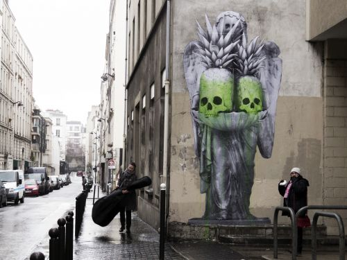 """""""Cupcake"""" by Ludo in Paris, France"""