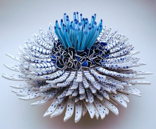 Sculptures by Zemer PeledZemer Peled's work examines the beauty