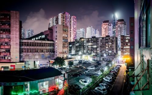 The City To Be Deceived / Geoff Manaugh for the Shenzhen Biennale 2019