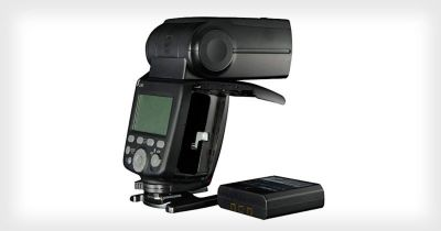 Yongnuo Releases Its First Lithium-ion Powered Flash for Canon RT