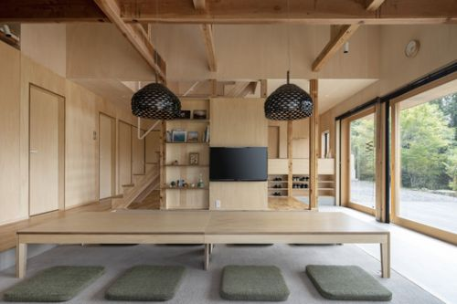 Sen Retreat Takahara / KURU + Coil Kazuteru Matumura Architects