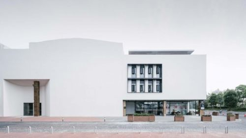 Shenyao Art Centre / Atelier Liu Yuyang Architects