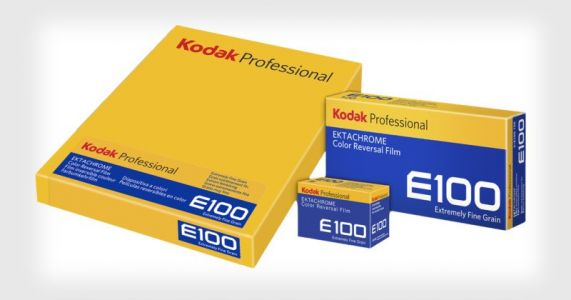 Kodak Ektachrome E100 Film is Now Available in 120 and 4×5 Formats