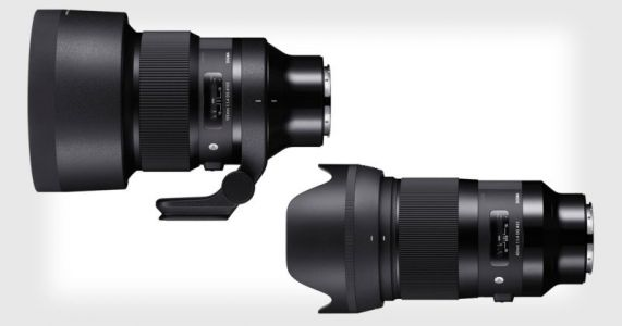 Sigma Unveils 40mm f/1.4 and 105mm f/1.4 Art Lenses for the L-Mount