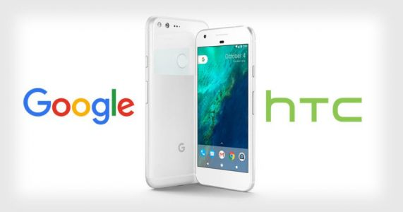 Google Buys Pixel Phone Division from HTC in $1.1 Billion Deal