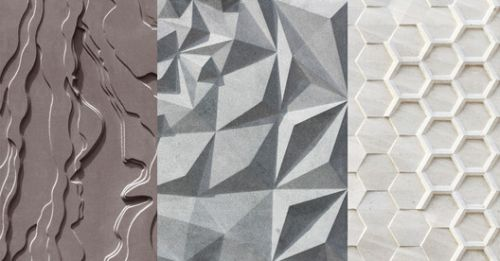 These CNC Prototypes Were 3-D Mapped From Natural Forms