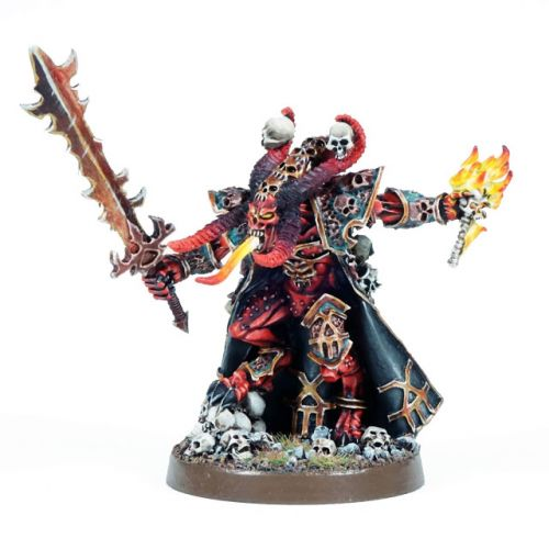 Showcase: Chaos Daemons Heralds of Khorne by Uruk