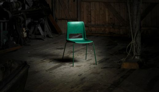 What's New Is Old Again: A Classic Norwegian Chair Produced with 100% Recycled Materials