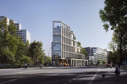 C.F. Møller Architects Wins International Competition to Design Headquarters for German Bank Berlin Hyp