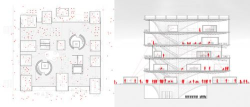 Harvard GSD Student Envisions Autonomous Building that Rearranges Spaces Throughout the Day