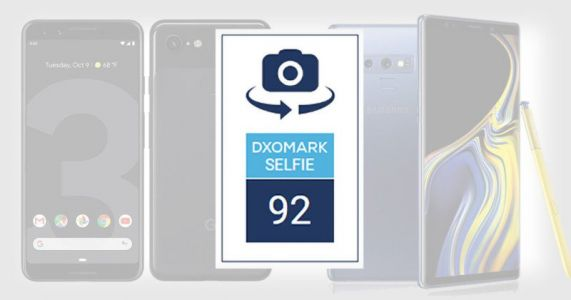 DxOMark Launches Selfie Scores for Rating Front Camera Image Quality