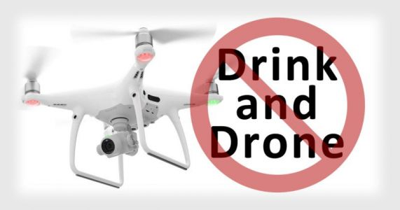 Drunk Droning May Become a Prison-Worthy Crime in New Jersey