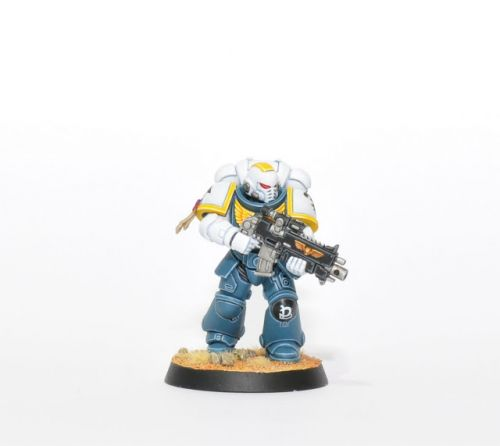 Showcase: Necropolis Hawks Intercessor by FruitBear