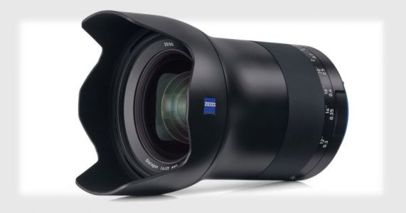 Zeiss Unveils the Milvus 25mm f/1.4 for Canon and Nikon DSLRs