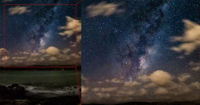 This Gorgeous 10-Second Milky Way Photo Was Shot Hand-Held